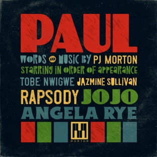 PJ Morton – PAUL [iTunes Plus AAC M4A]