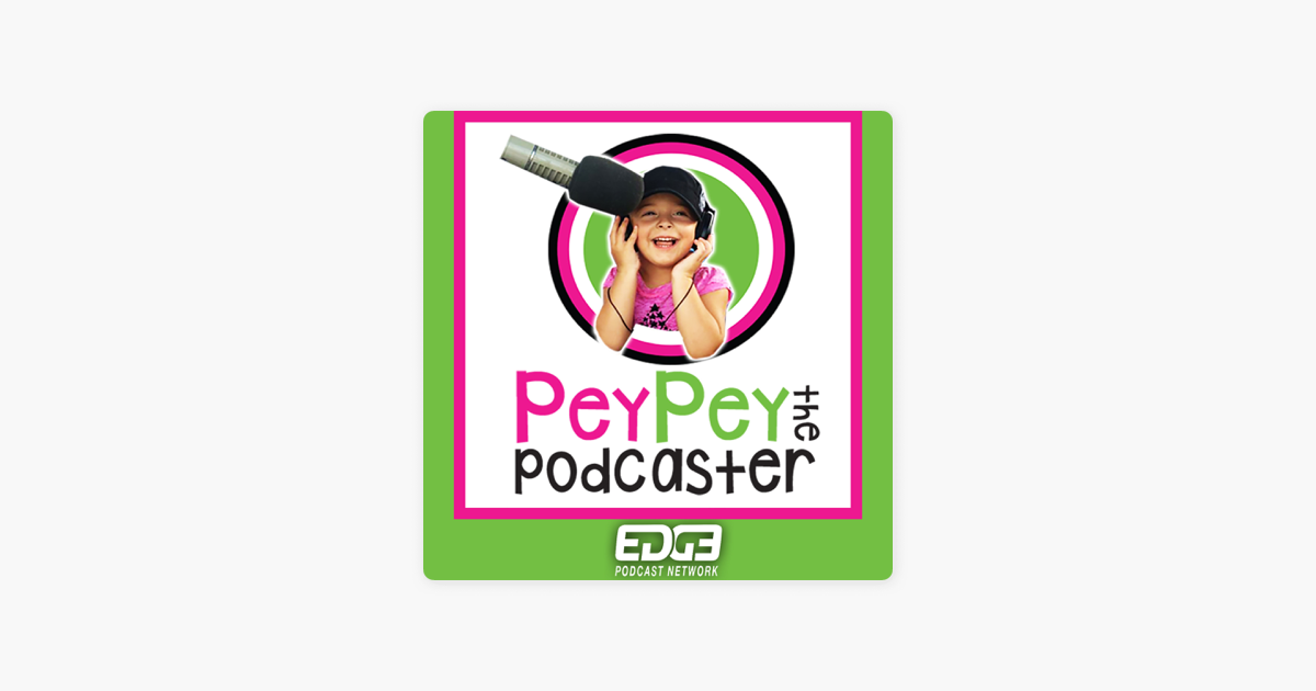 PeyPey The Podcaster: Kaitlin Sharkey on Apple Podcasts