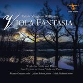 Viola Fantasia - Martin Outram, Julian Rolton & Mark Padmore Cover Art