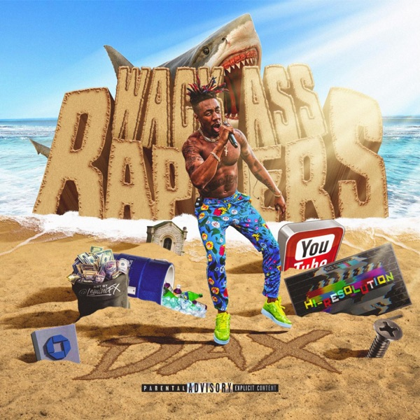 Wack Ass Rappers - Single