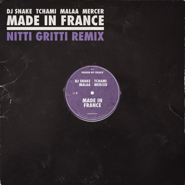 Made In France (Nitti Gritti Remix) [feat. Mercer] - Single