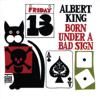 Albert King - Born Under A Bad Sign  artwork
