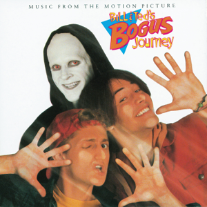 Various Artists - Bill & Ted's Bogus Journey (Music From the Motion Picture)