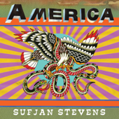 America - Sufjan Stevens Cover Art