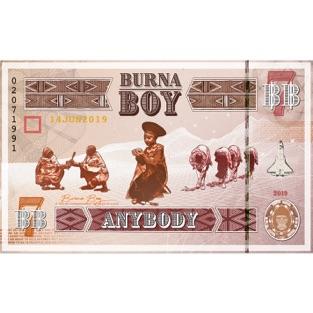 Burna Boy – Anybody – Single [iTunes Plus AAC M4A]