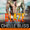 Chelle Bliss - Blaze: Men of Inked: Heatwave (Unabridged)  artwork