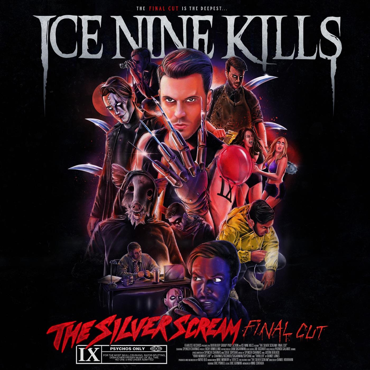 Ice Nine Kills - Stabbing In The Dark [single] (2019)