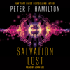 Peter F. Hamilton - Salvation Lost  artwork