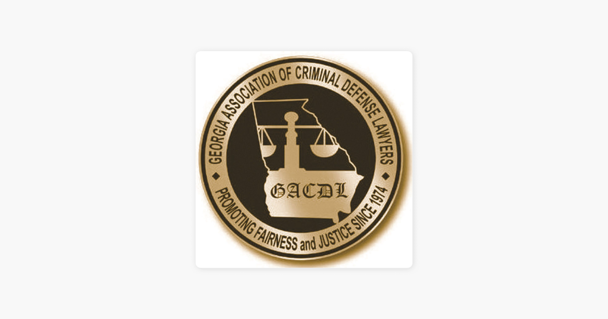Georgia Association of Criminal Defense Lawyers Podcast: 003
