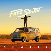 Free Spirit - Khalid Cover Art