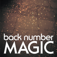 back number - MAGIC artwork