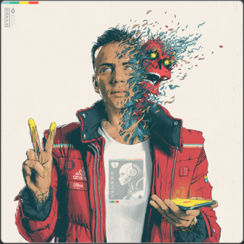 Logic Confessions of a Dangerous Mind music review