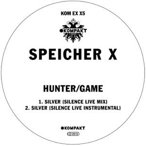 Silver (Silence Live Mix) - Single