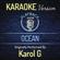 Ocean (Originally Performed By Karol G) [Karaoke Version] - Playback Show