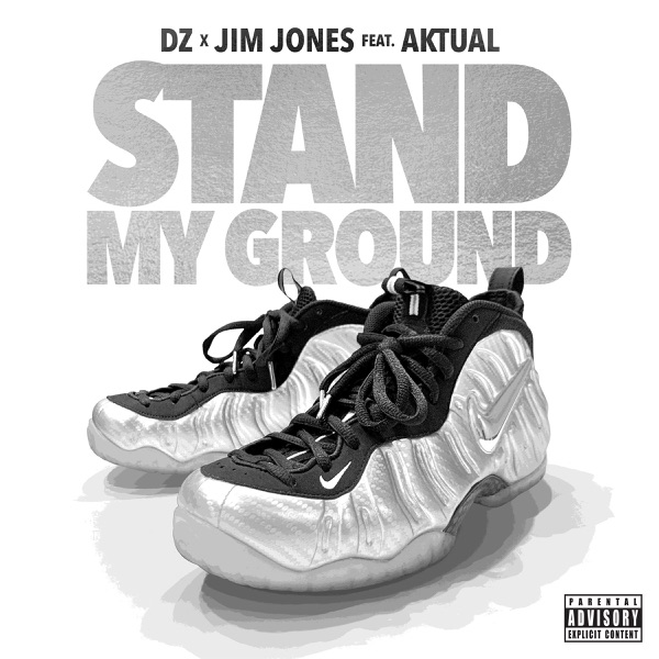 Stand My Ground (feat. Aktual) - Single