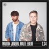 Martin Jensen & Malte Ebert - I Could Get Used To This artwork