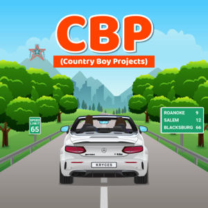 Kryces - #CBP Country Boy Projects