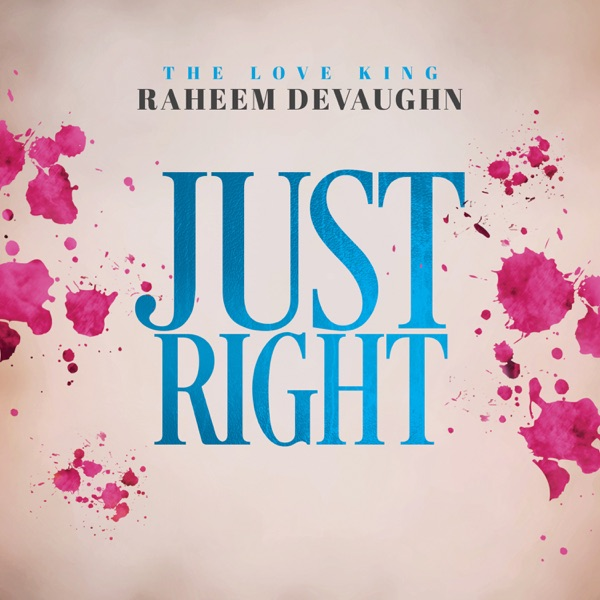 Just Right - Single