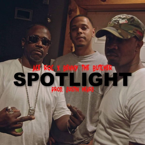 Spotlight (feat. BENNY THE BUTCHER) - Single