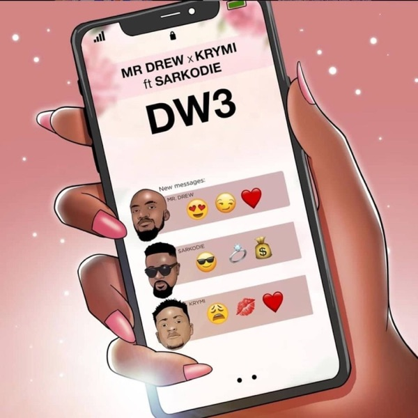 Dw3 (feat. Sarkodie) - Single