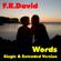 F.R. David Words - F.R. David