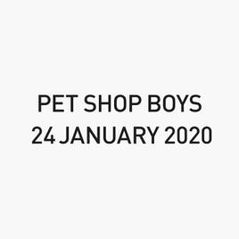 Pet Shop Boys - 24.1.20 (2019) LEAK ALBUM