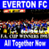 Everton FC Cup 1995 Winning Squad All Together Now - Everton FC Cup 1995 Winning Squad
