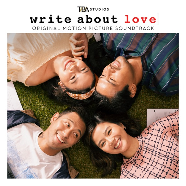 Write About Love (Original Motion Picture Soundtrack) - Single