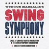 Jazz at Lincoln Center Orchestra, Wynton Marsalis, St. Louis Symphony & David Robertson - Marsalis: Swing Symphony  artwork