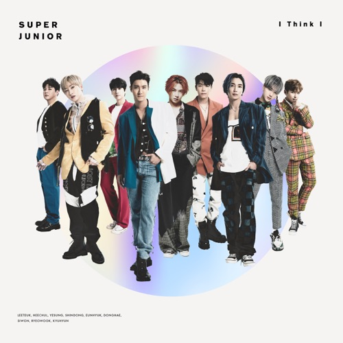 SUPER JUNIOR – I Think I -JP Ver- – Single