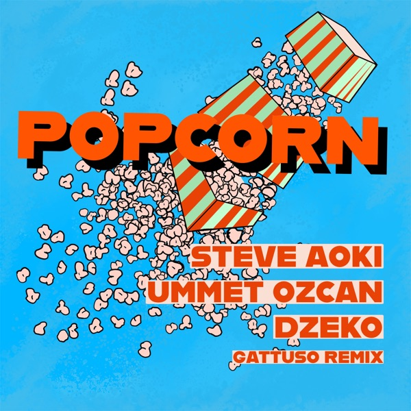 Popcorn (Gattüso Remix) - Single
