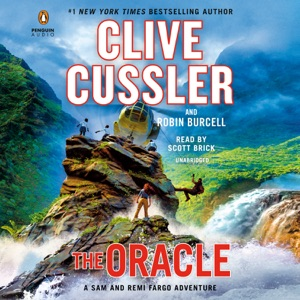 The Oracle (Unabridged) - Clive Cussler & Robin Burcell audiobook, mp3