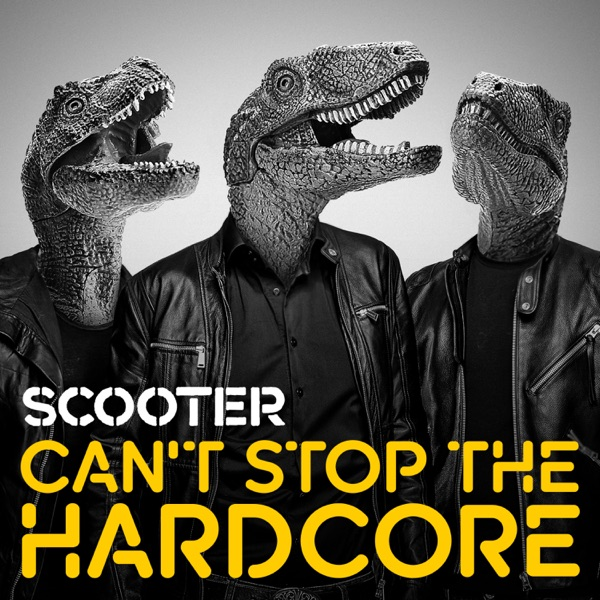 Can't Stop the Hardcore - EP