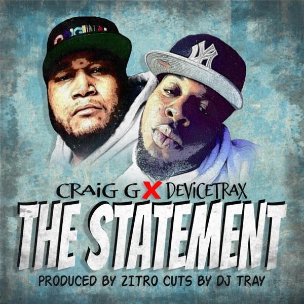 The Statement (feat. Zitro) - Single