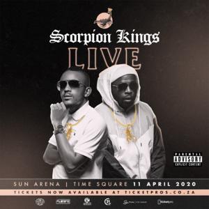 Kabza De Small x DJ Maphorisa - Scorpion Kings Live At Sun Arena 11 April 2020