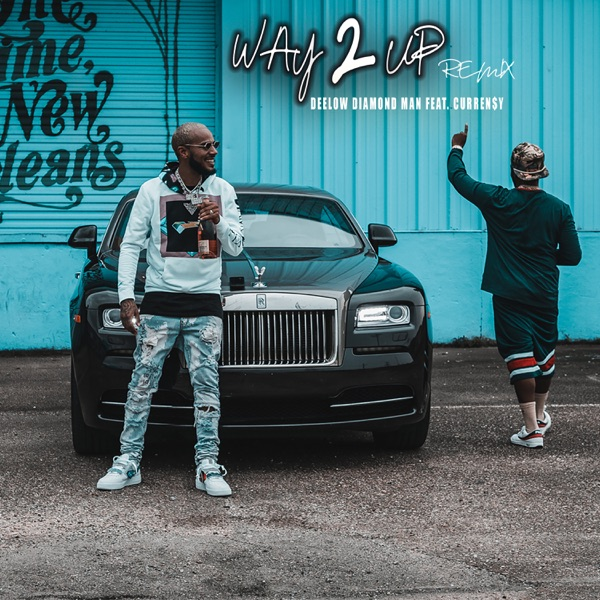 Way 2 up Remix (feat. Curren$y) - Single