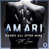 AMARI - Hands All Over Mine (feat. IOVA) artwork