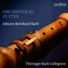 Thüringer Bach Collegium - Johann Bernhard Bach: Orchestral Suites artwork