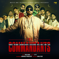 The Commandants - Single