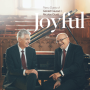 Joyful: Piano Duets of Gérald Caussé and Nicolas Giusti - Gérard Caussé & Nicolas Giusti