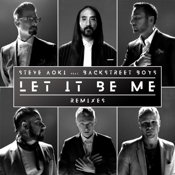 Let It Be Me (Remixes) - EP