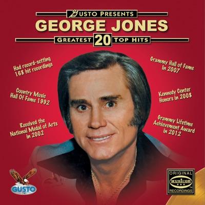 Greatest 20 Top Hits - George Jones