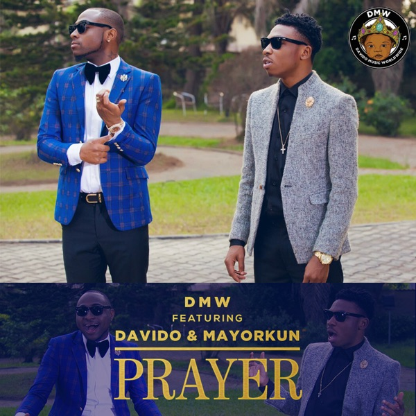 Prayer (feat. Davido & Mayorkun) - Single
