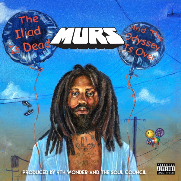 iTunes Artwork for 'The Iliad is Dead and the Odyssey is Over (by Murs, 9th Wonder & The Soul Council)'