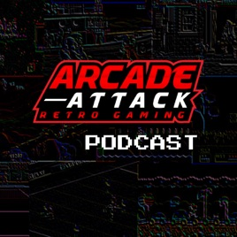 Arcade Attack Retro Gaming Podcast: Amiga Sci-Fi/Cyberpunk
