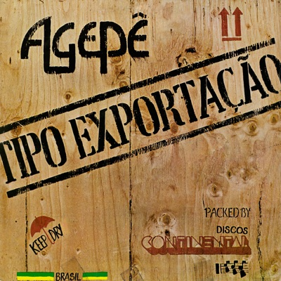 Tipo Exportação - Agepê