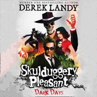 Derek Landy - Dark Days artwork