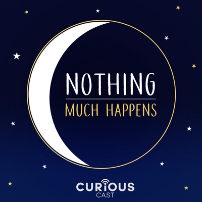 Nothing much happens; bedtime stories for grown-ups