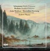 "Concerto for Violin & Cello in A Minor, Op. 102 ""Double Concerto"": II. Andante artwork"