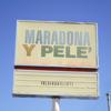 Thegiornalisti - Maradona y Pelé artwork